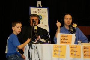 On Stage 2 at New Beginnings Chiropractic Weekends - SpinalColumnRadio, Dr. Thomas Lamar