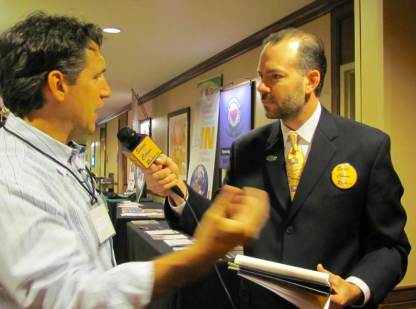 Joe Borio, DC: ChiroFEST 2013 Mission Possible with ChiropracTIC