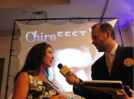 Cathy Colby, DC: ChiroFEST 2013 Mission Possible with ChiropracTIC