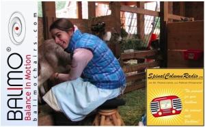 Balimo Goat Milking