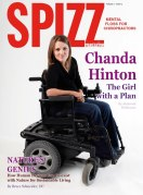 Spizz Magazine Chanda Hinton