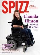 Spizz Magazine Chanda Hinton
