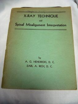 X-ray Technique Workbook