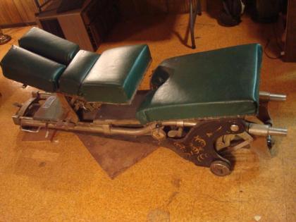Zenith Table antique