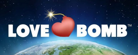 Love Bomb the Movie banner