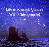 Clearer with Chiropractic