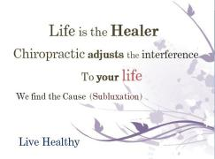 Life is the Healer