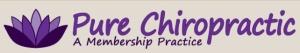 Pure Chiropractic logo