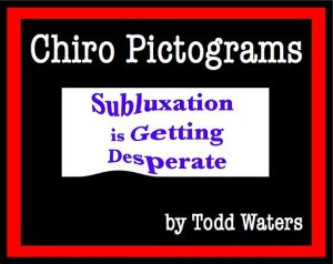 Chiro Pictogram button