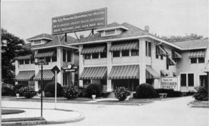 RS Marlow Clinic, San Antonio, Texas -- c 1937