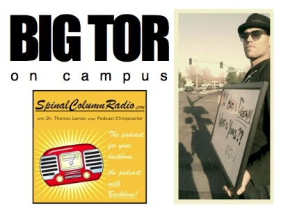 Big TOR on Campus logo