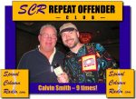 Thank you Calvin Smith for your Balimo Chairs sponsorship in 2012 and 2013... and as an added bonus it catapulted you into the Repeat Offenders Club.... on the show 9 times!