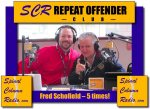 Fred Schofield, made the club with 5 appearances... but he was mentioned on the show an inordinate amount of times.