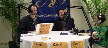 Interviewing ChiropracTIC Icon, Dr. Reggie Gold — no other chiropractor has impacted me as deeply as he. ...And he's also Logan's Number ONE SCR Memory.