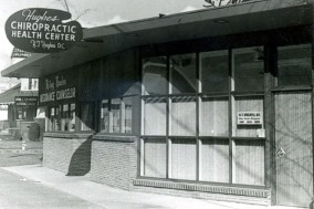 Hughes Chiropractic Health Center 1958
